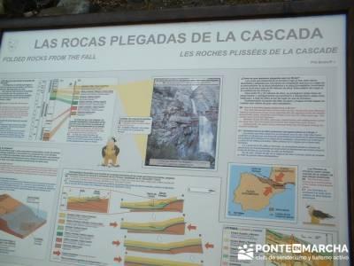 Via Ferrata de Sorrosal en Broto; agencia de excursiones; viaje senderismo
